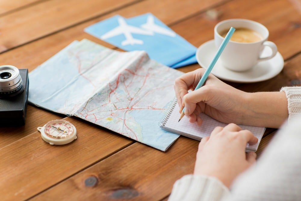 affordable travel planning