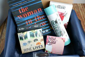 Sweet Reads Box April Box Reveal