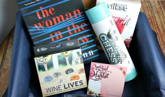 Sweet Reads Box April Box Reveal