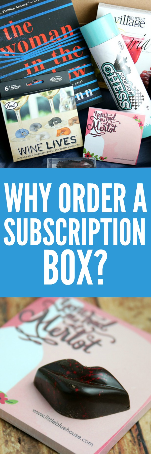 Why Order a Subscription Box? Plus April Sweet Reads Box Reveal