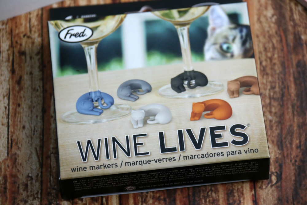 Wine Lives in Sweet Reads Box April 2018
