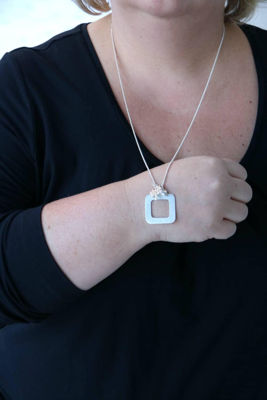 custom stamped jewellery