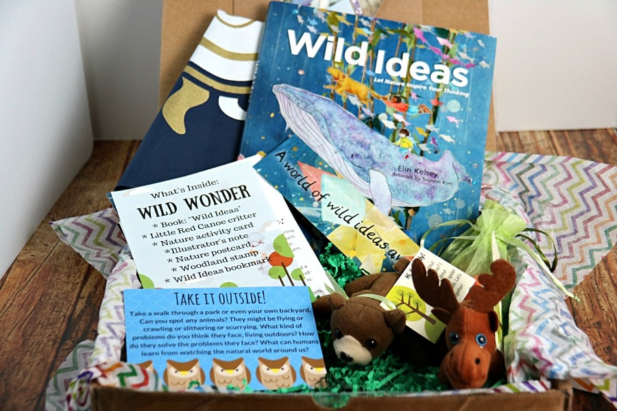 Little Red Canoe Subscription Box Canada Family Food And Travel