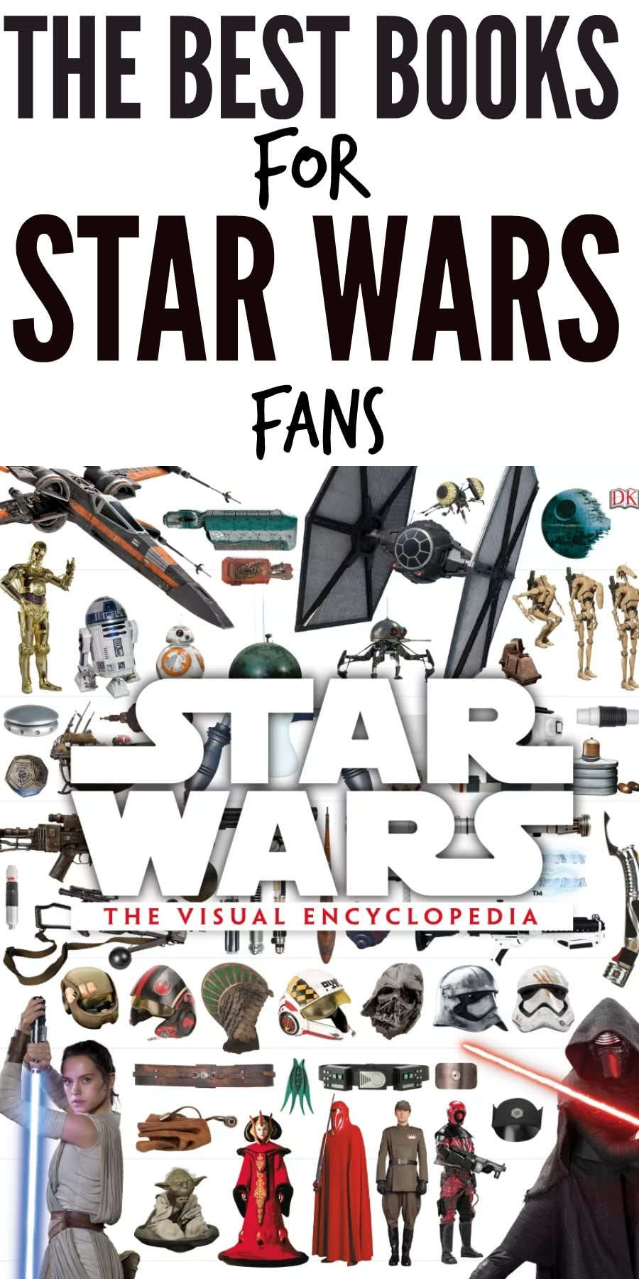 Best Books For Star Wars Fans