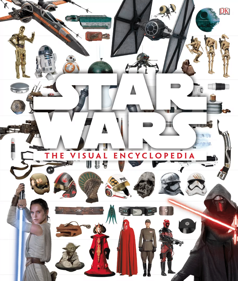 Perfect books for every Star Wars Fan