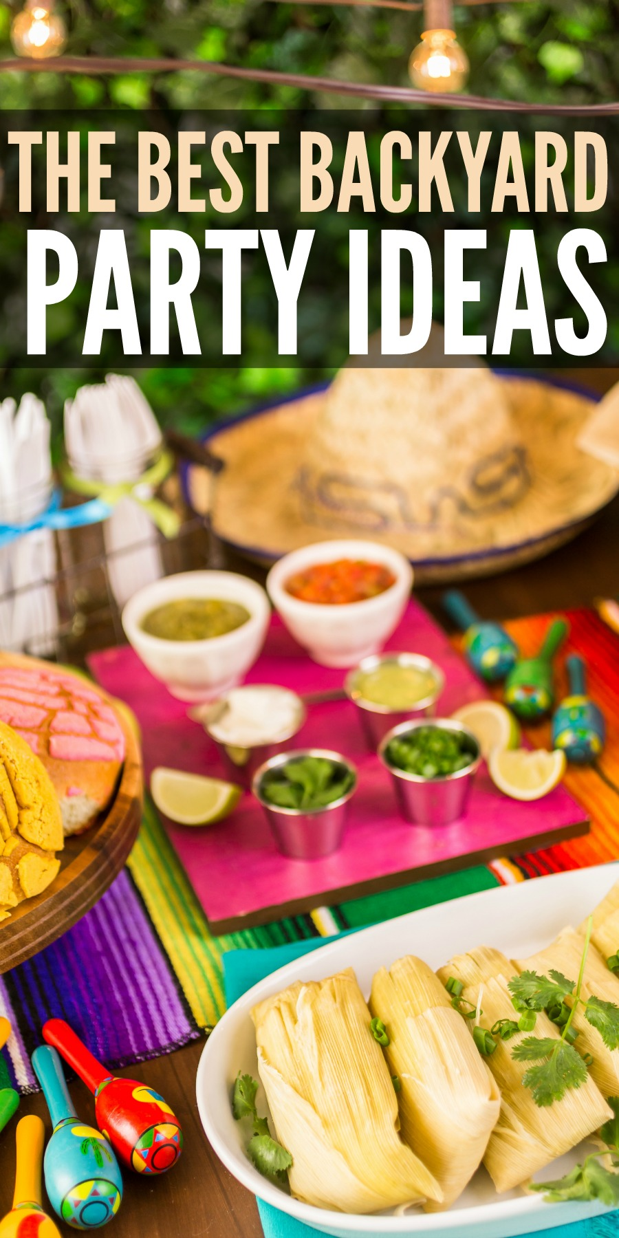 Backyard Bbq Themes For The Ultimate Bbq Party Family Food And Travel