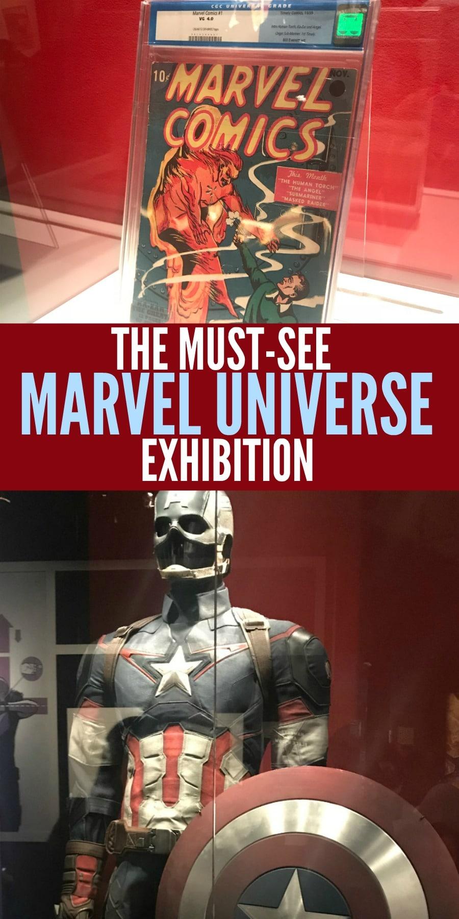 Marvel Universe Exhibition