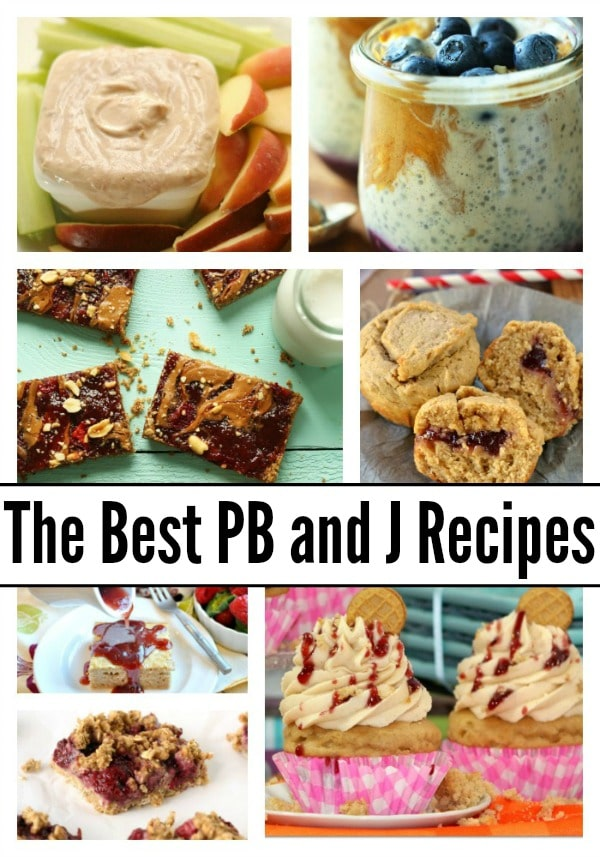 PB and J Recipes Collection