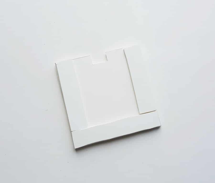 Paper Quilling Floral Frame Step 3