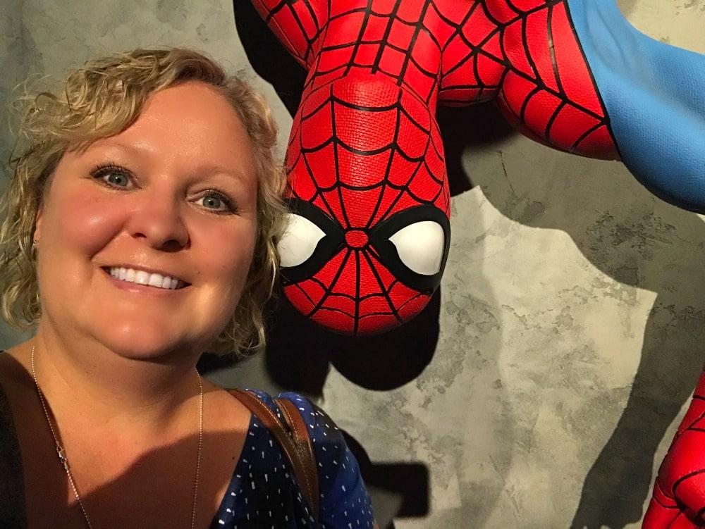 Spiderman Marvel Universe MoPop Seattle