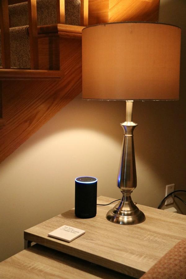 Amazon Alexa and Echo