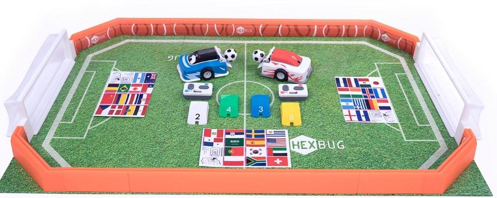 HEXBUG Soccer arena