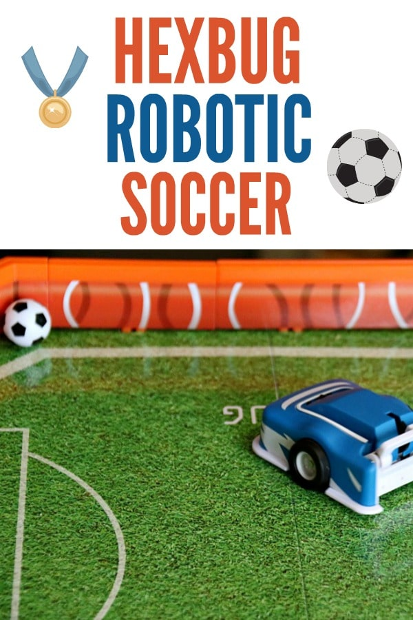 Hexbug Soccer - Robotic Soccer