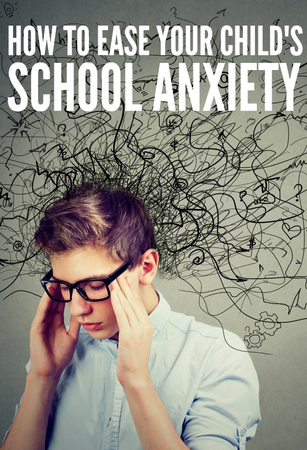 Ease School Anxiety