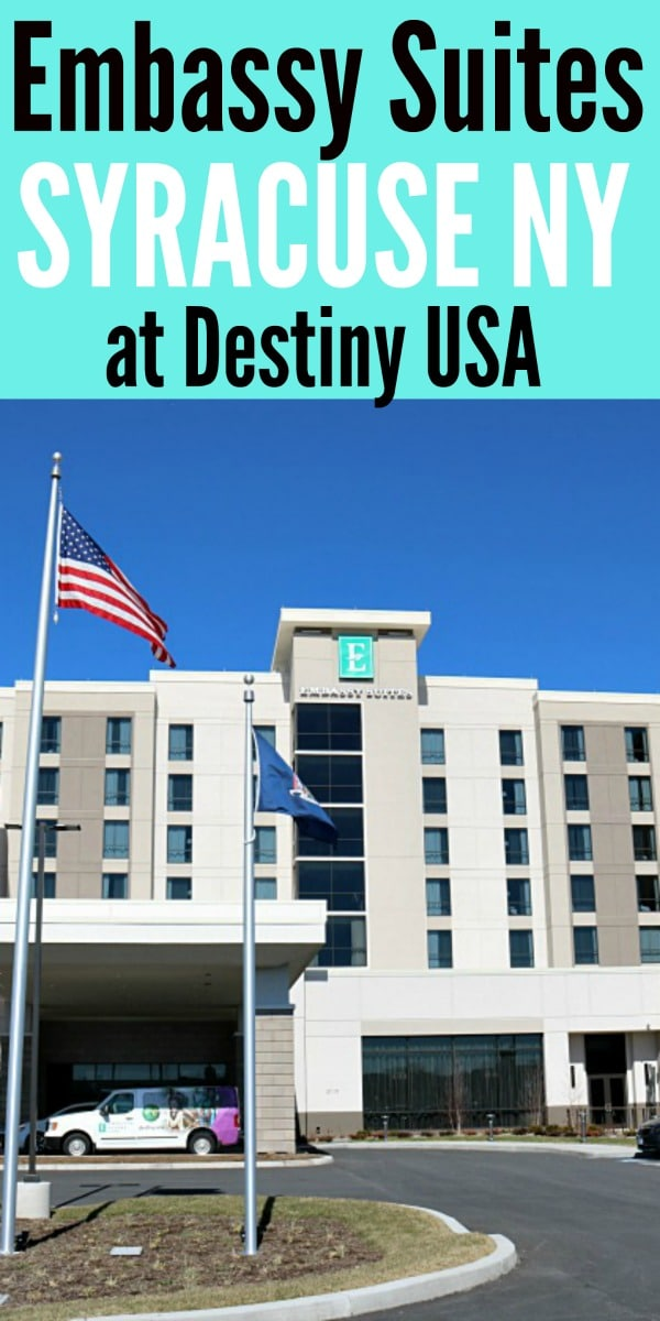 Embassy Suites Syracuse NY at Destiny USA