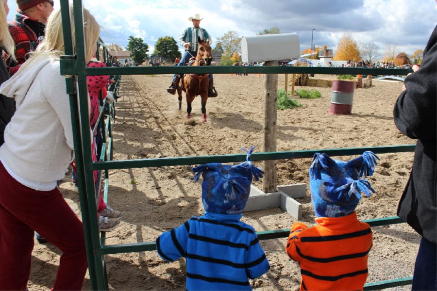 Fall Fairs in Ontario