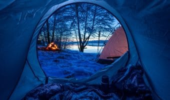 The Best Winter Camping Locations in the United States