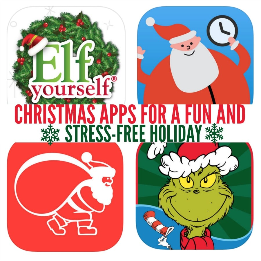 Christmas Apps for Family