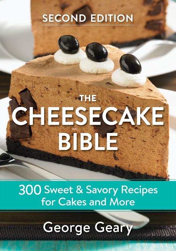 The Cheesecake Bible Cookbook