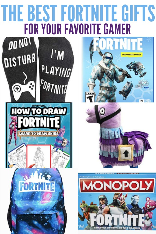 Best Fortnite Gifts