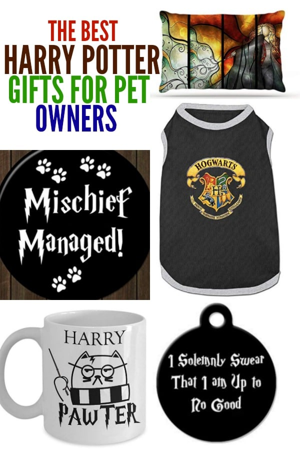 Best Harry Potter Gifts for Pet Owners