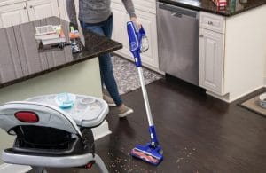 Keeping Your House Clean with Hoover Impulse + Giveaway