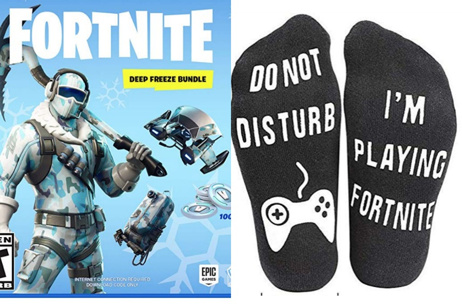 Fun Fortnite Gifts