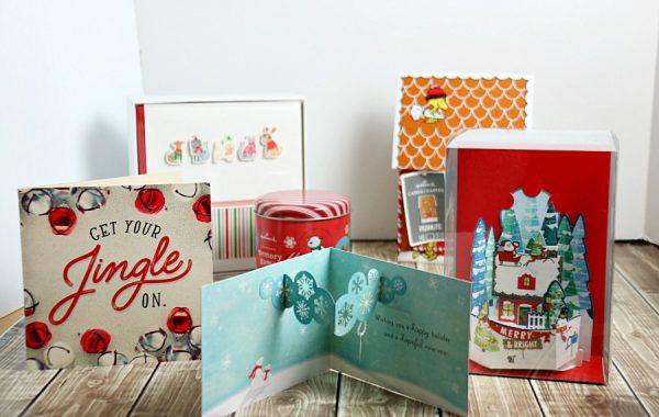 Hallmark Christmas Cards.Gift Ideas For Everyone On Your List With Hallmark Christmas