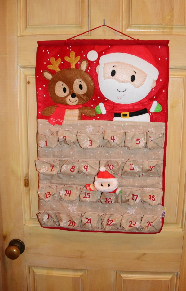 Hallmark Christmas Countdown Calendar