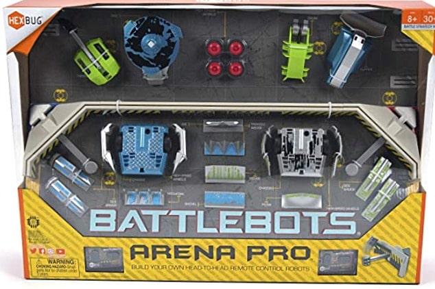 Hexbug Battlebots Arena Pro Set
