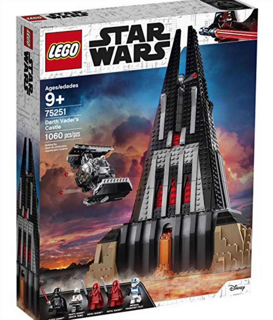 Darth Vadar's Castle LEGO 75251