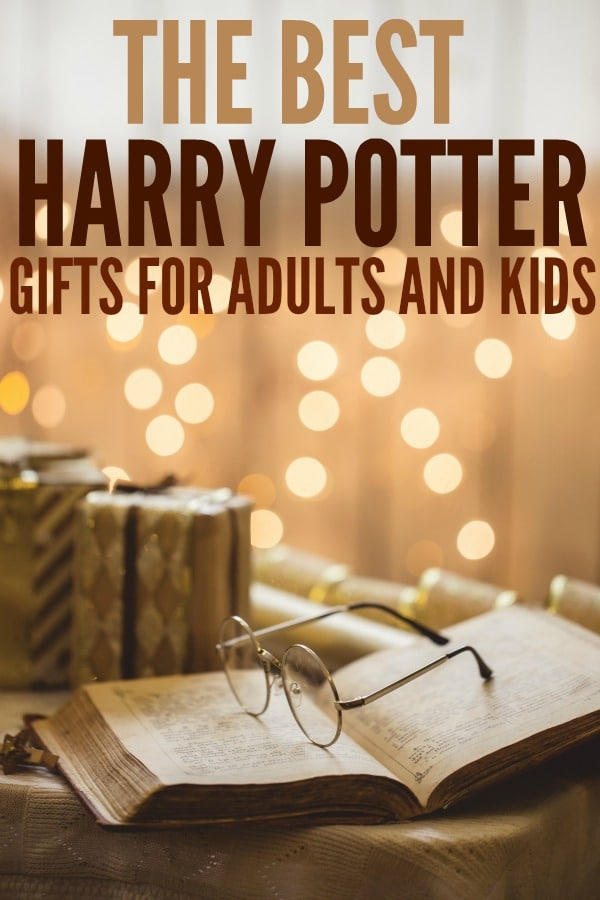 The Best Harry Potter Gifts for Kids and Adults