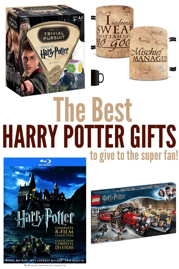The Best Harry Potter Gifts