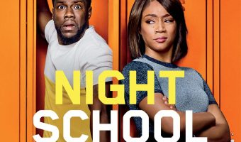 Night School on BluRay and DVD