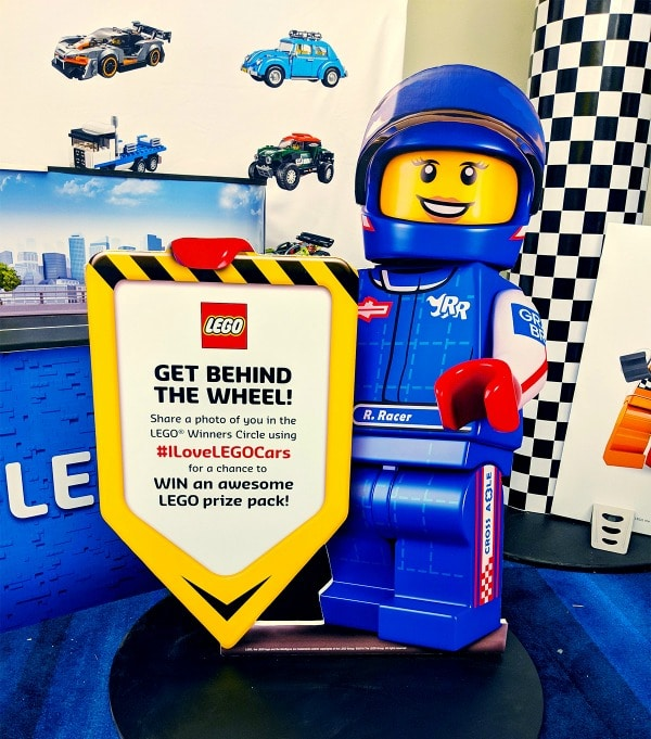 Get Behind the Wheel LEGO CIAS 2019 Toronto