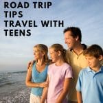 Road Trip Tips for Travel With Teens