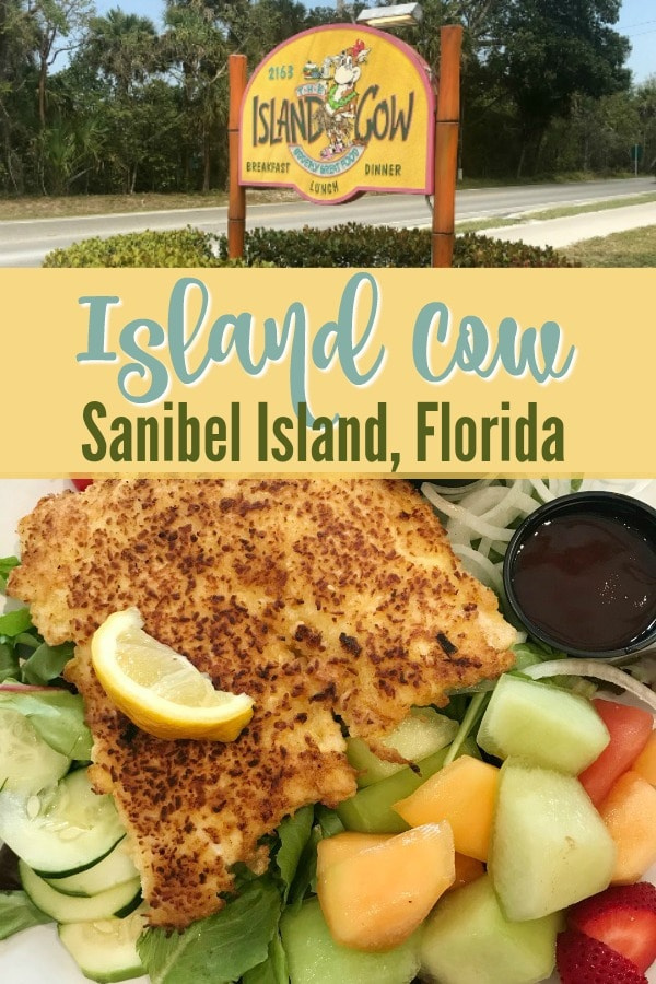 Island Cow Sanibel Island Family Restaurant
