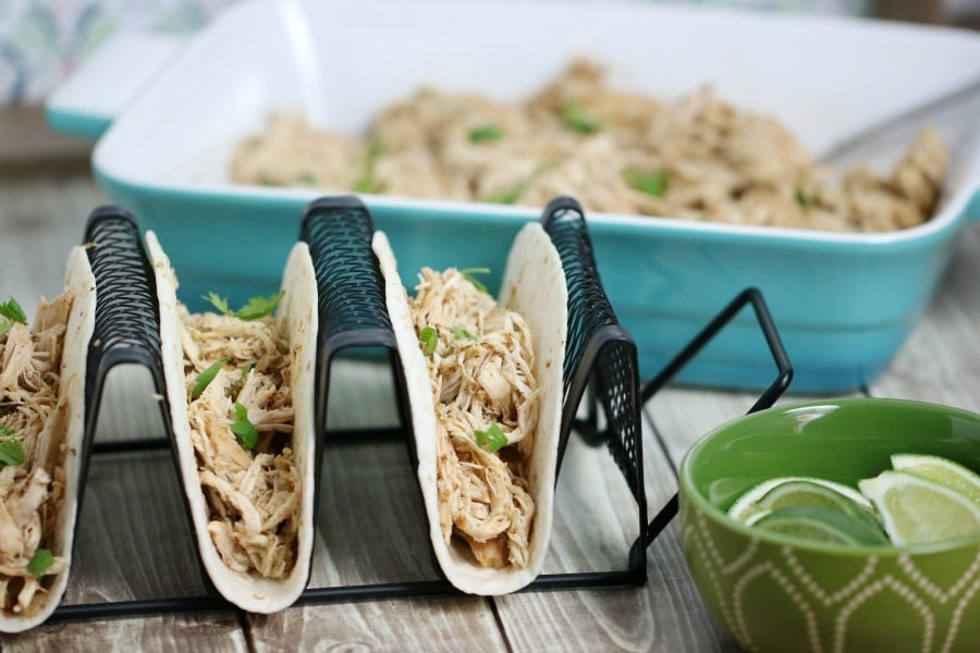 Best Instant Pot Chicken Tacos