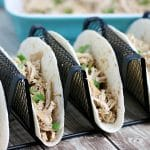 Weight Watchers Chicken Taco