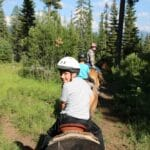 Exploring McCall Idaho by Foot and Horseback