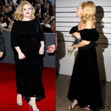 Adele's Weight Loss Secrets Including Before And After Pics!