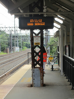 Train station Connecticut
