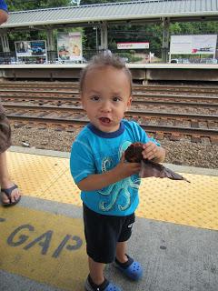 train station bagels